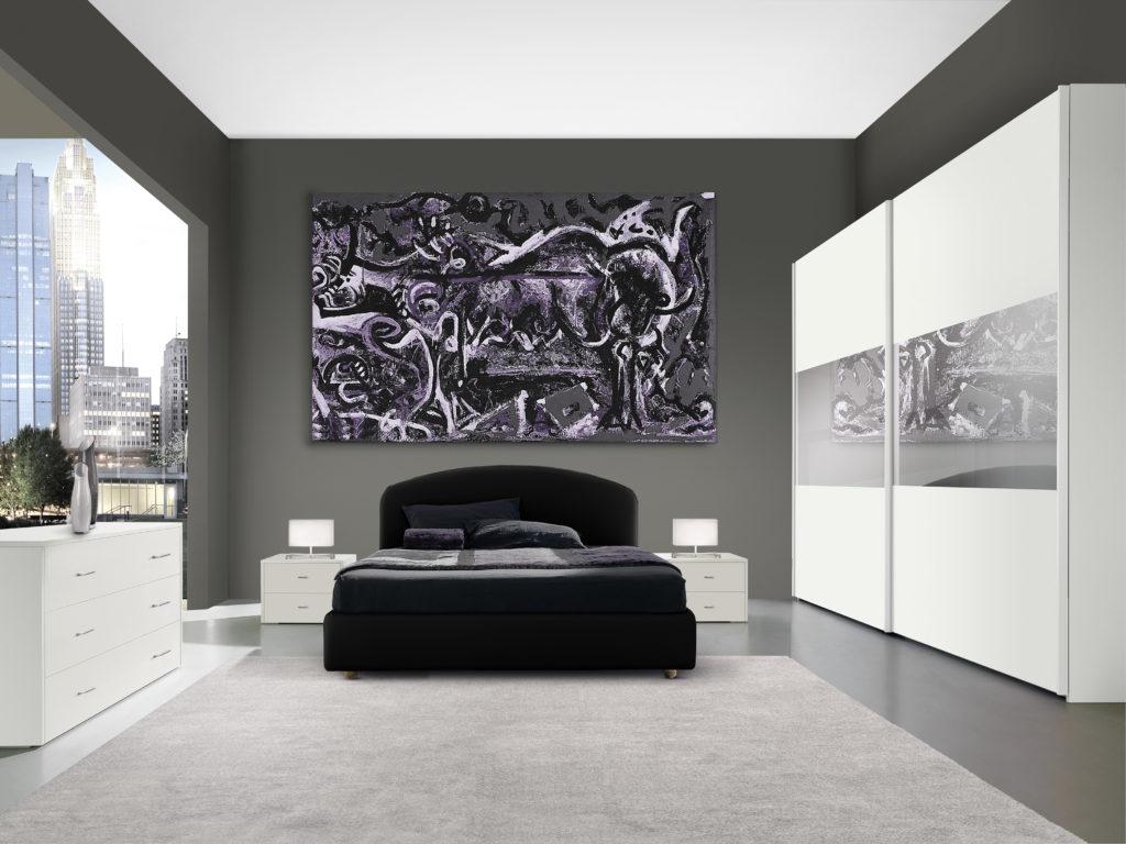 Camere da letto moderne - progettazione camere da letto ...